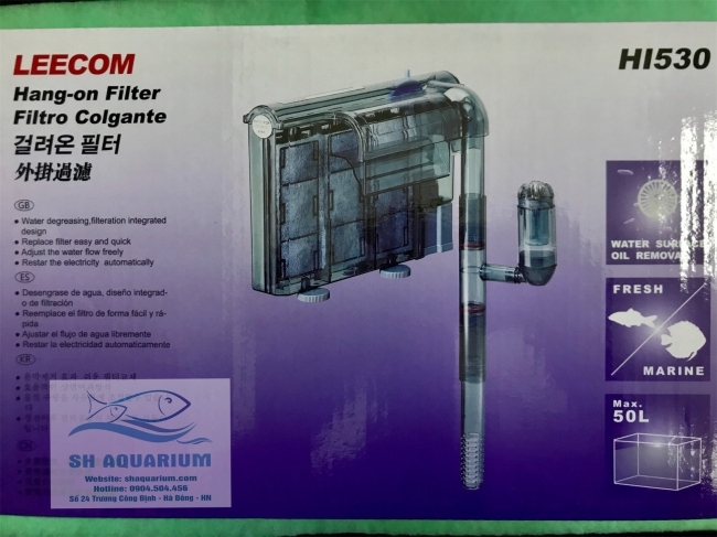 Lọc thác Leecom HI530