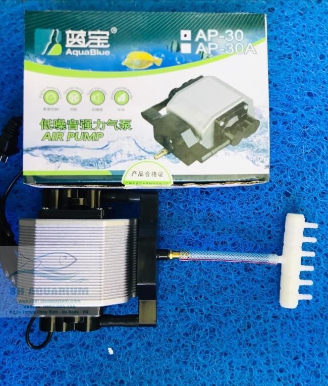 Máy sủi AquaBlue Siêu Êm AP30