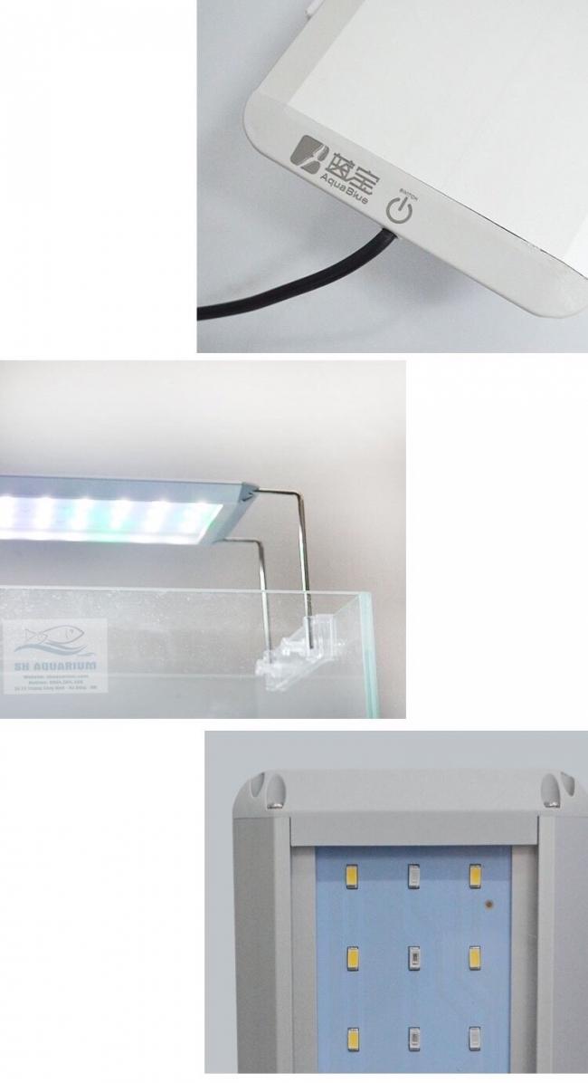 ĐÈN LED AQUA BLUE THẾ HỆ MỚI SMART DEE 1200D