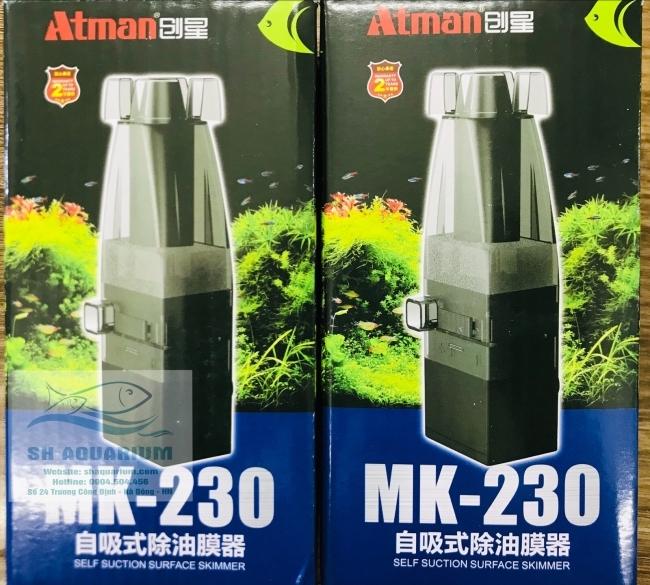 Lọc váng Atman MK230