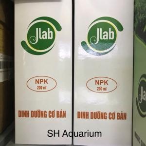 Jlab NPK Dinh dưỡng tổng hợp