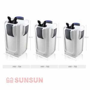Lọc thùng Sunsun HW-702A
