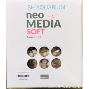 Vật liệu lọc Neo Media Soft 5lit (hộp)