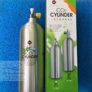Bình CO2 nhôm Up Aqua 2lit A518