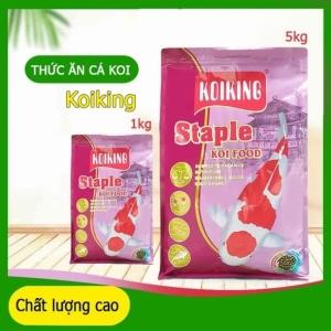 Thức ăn cá Koi Koiking Staple Cân Bằng (5kg-SizeM)