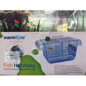 Lồng dưỡng cá và cho cá đẻ WT 2005