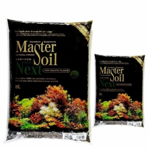PHÂN NỀN NHẬT BẢN MASTER SOIL 3LIT