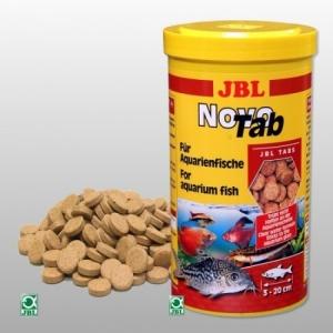 Thức ăn viên dán cao cấp JBL Novotab 60g