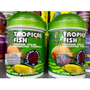 Thức ăn dành cho cá Tropical Fish Pro Chocie