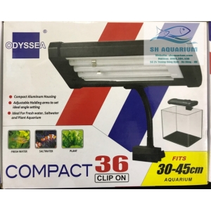 Đèn kẹp Odyssea Compact 36w