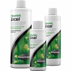 Phân nước Seachem Flouris Excel 250ml bổ xung CO2 và diệt rêu hại